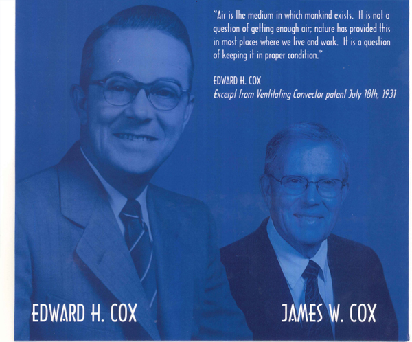 Edward H. Cox and James W. Cox